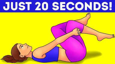 7 Exercises to Relieve Back Pain In 10 Minutes