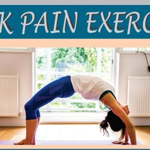 BEST 10 EXERCISE FOR BACK PAIN RELIEF