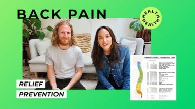 Back Pain Relief, Prevention, and Living Healthy