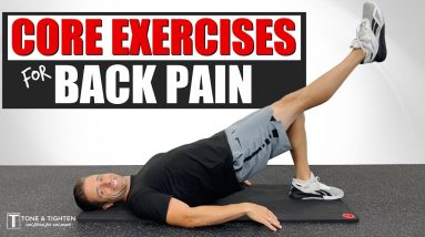 Effective Core Exercises To Relieve Lower Back Pain