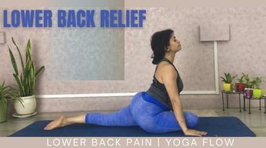 Lower Back Relief | Home Practice |