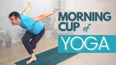 Morning Yoga for Calm, Clear Energy | David O Yoga