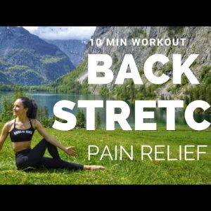 Best Stretches for Back Pain Relief