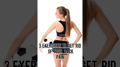 Back Pain Relief Stretches | 10 minutes. Yoga for Relaxation & Recovery | yoga for back pain #shorts