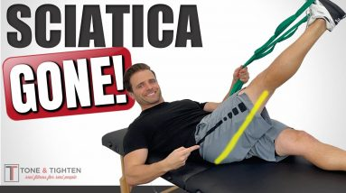 WORKS FAST! Sciatica Pain Relief Stretches and Exercises