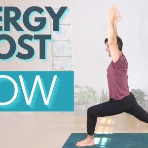 Yoga for Quick and Lasting Energy | David O Yoga