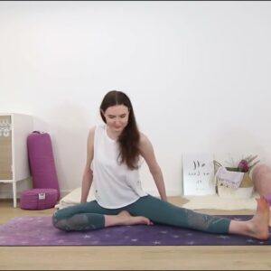 Stretches  yoga for scoliosis  Back and Spine Flexibility | Back Pain Relief Exercises  | Fitly
