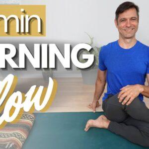 30 Minute Morning Yoga to ENERGIZE Your Body | David O Yoga